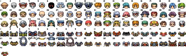 VX/VXA] JunkHunt Character Generator