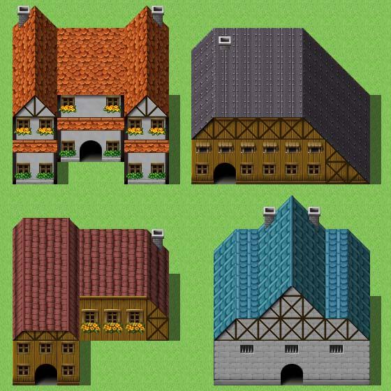 □RPGツクールVX用素材/RPG Maker VX Material(JUNKHUNT)□